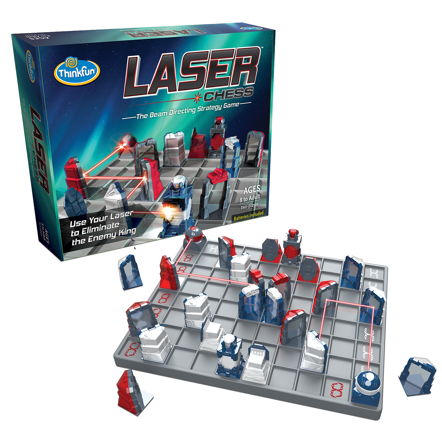 Laser Chess | ThinkFun